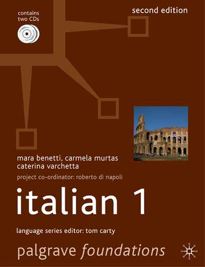 Foundations Italian 1