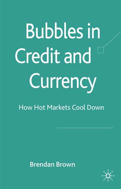 Bubbles in Credit and Currency