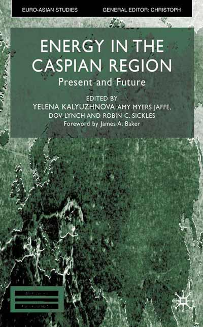 Energy in the Caspian Region