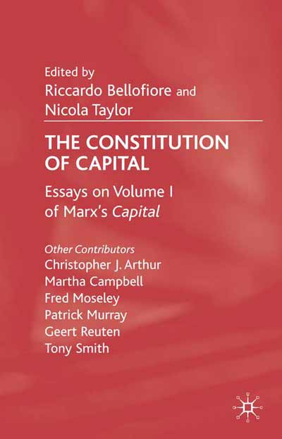 The Constitution of Capital