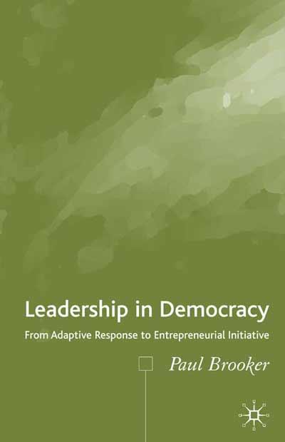 Leadership in Democracy