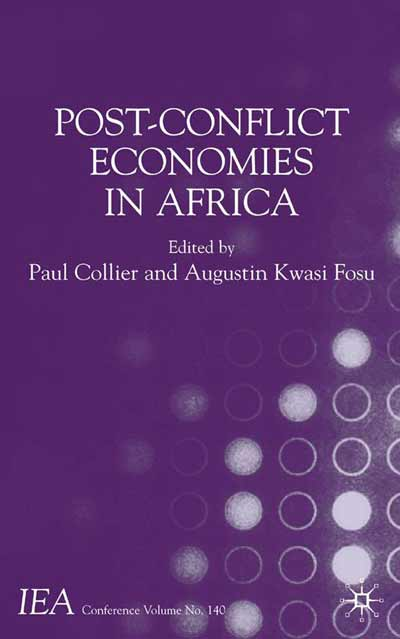 Post-Conflict Economies in Africa