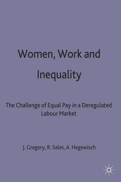Women, Work and Inequality