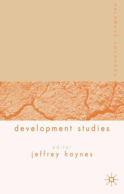 Palgrave Advances in Development Studies