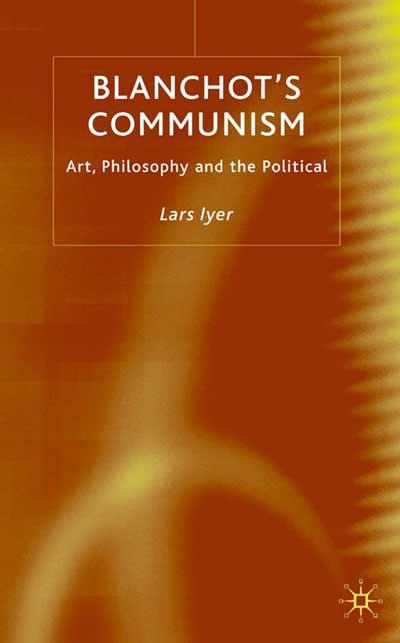 Blanchot's Communism