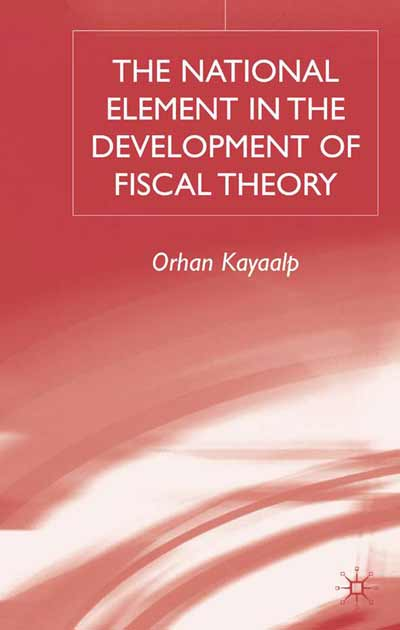 The National Element in the Development of Fiscal Theory