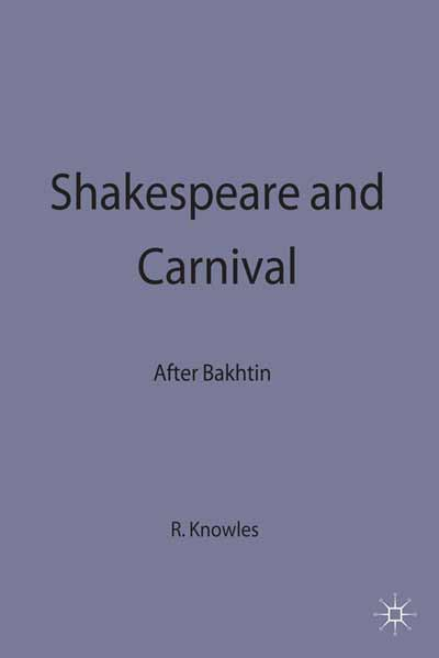Shakespeare and Carnival
