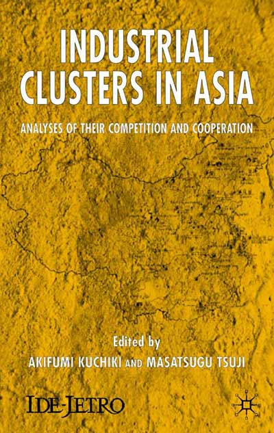 Industrial Clusters in Asia