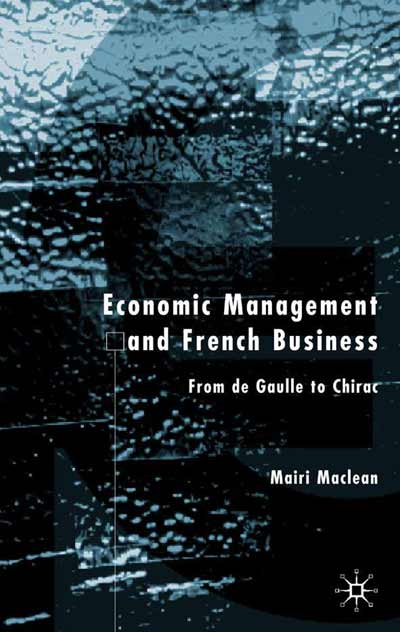 Economic Management and French Business