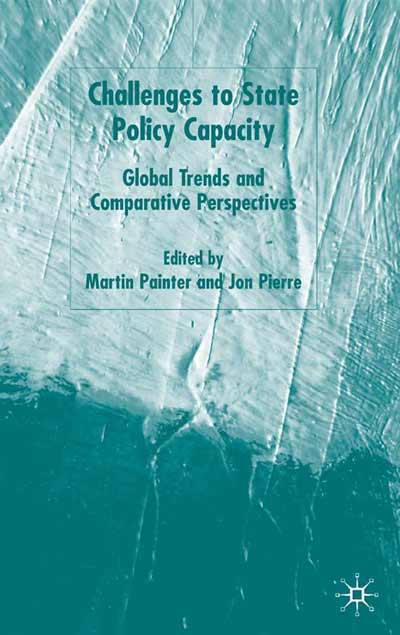 Challenges to State Policy Capacity