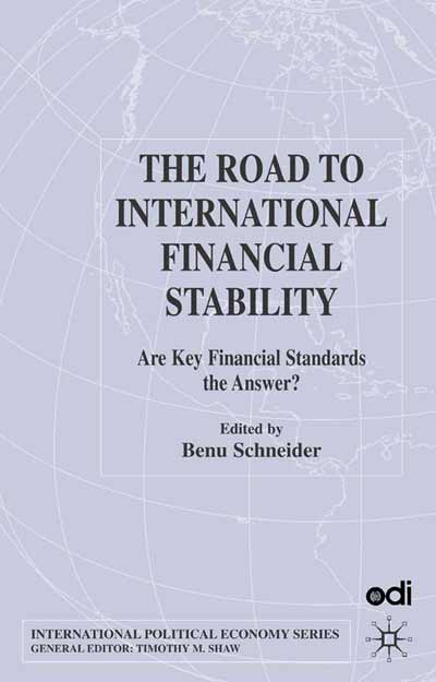 The Road to International Financial Stability