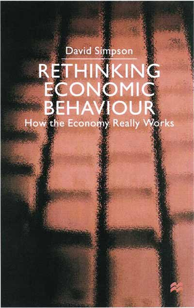 Rethinking Economic Behaviour