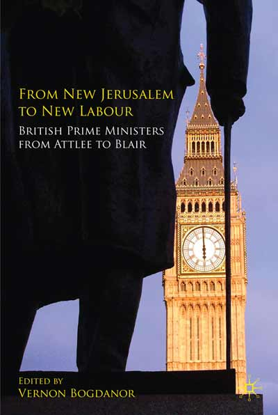From New Jerusalem to New Labour