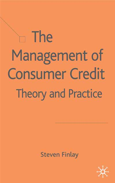 The Management of Consumer Credit