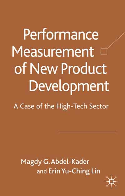 Performance Measurement of New Product Development Teams