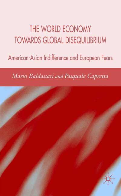 The World Economy Towards Global Disequilibrium