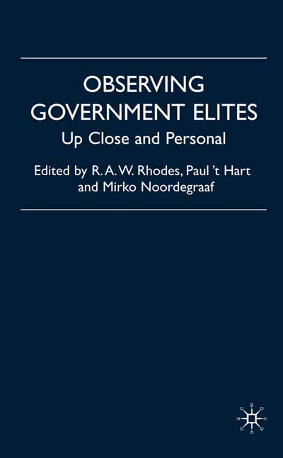 Observing Government Elites