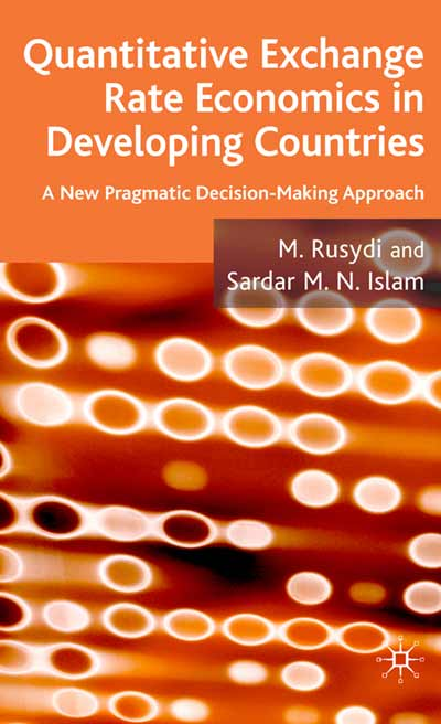 Quantitative Exchange Rate Economics in Developing Countries