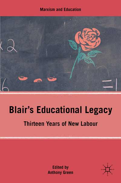 Blair's Educational Legacy