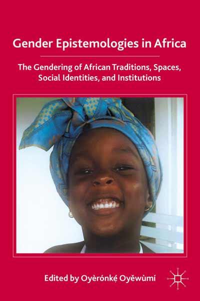 Gender Epistemologies in Africa