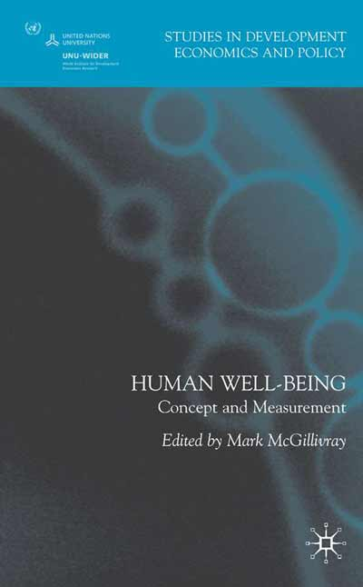 Human Well-Being