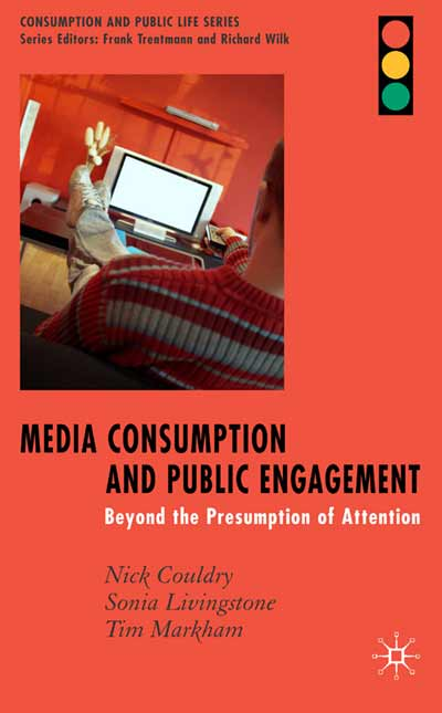 Media Consumption and Public Engagement