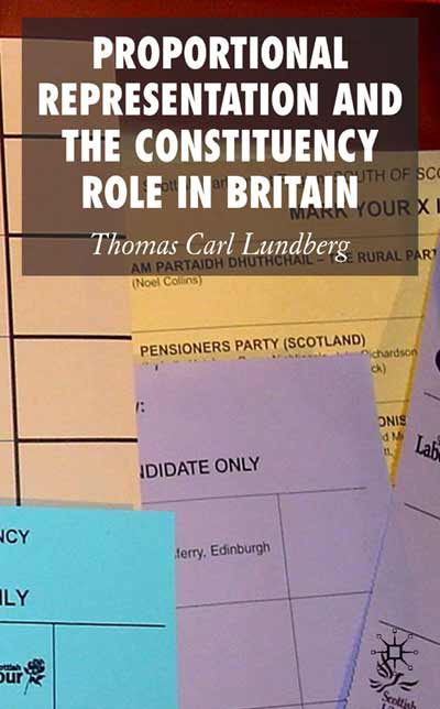 Proportional Representation and the Constituency Role in Britain