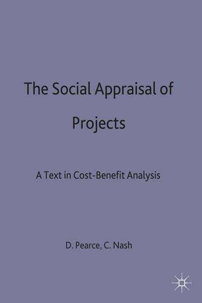 The Social Appraisal of Projects