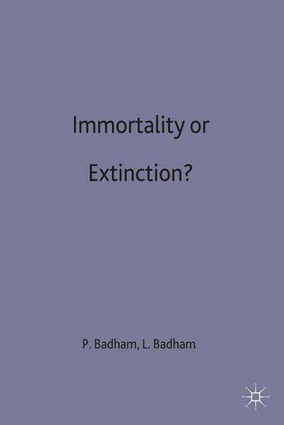 Immortality or Extinction?
