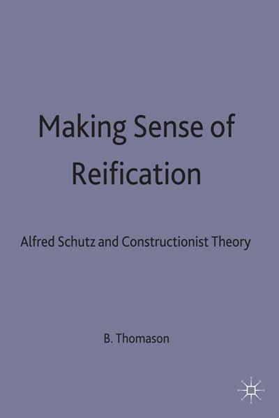 Making Sense of Reification