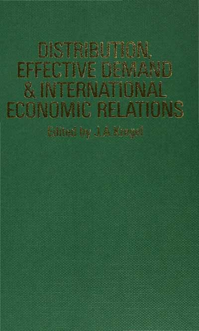 Distribution, Effective Demand and International Economic Relations