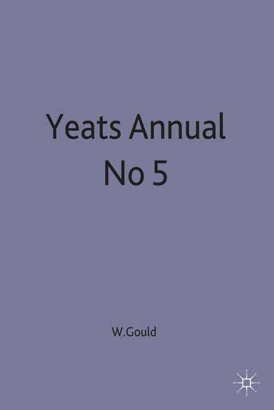 Yeats Annual No 5