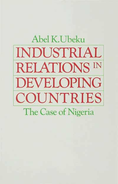 Industrial Relations in Developing Countries