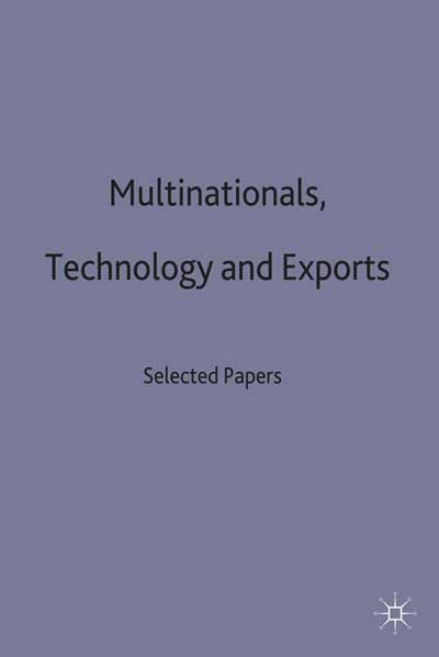 Multinationals, Technology and Exports