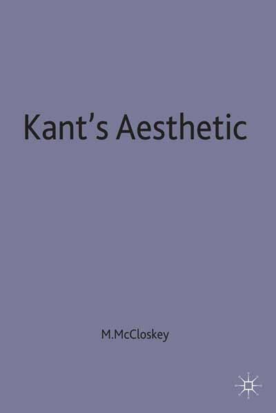 Kant's Aesthetic