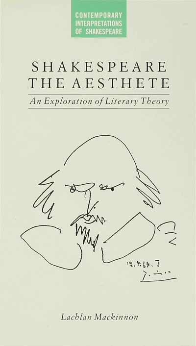 Shakespeare the Aesthete