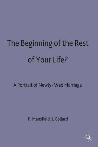 The Beginning of the Rest of Your Life?