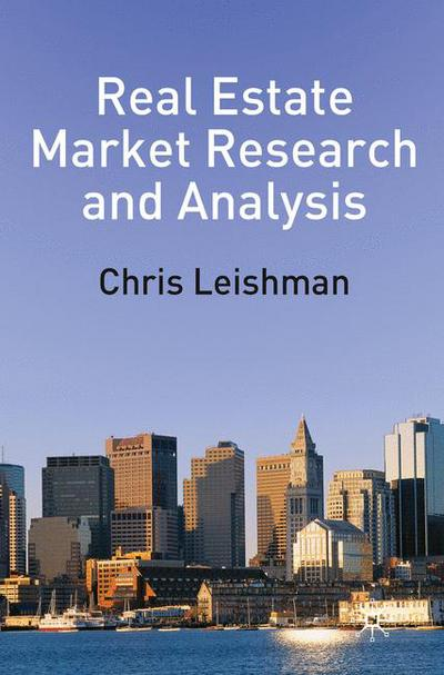 Real Estate Market Research and Analysis