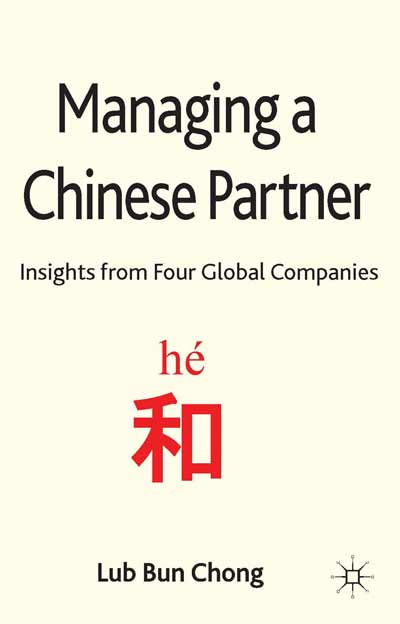 Managing a Chinese Partner