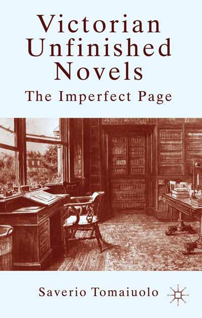 Victorian Unfinished Novels