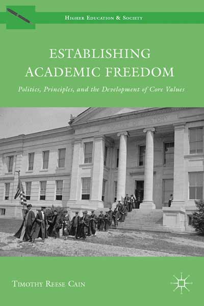 Establishing Academic Freedom