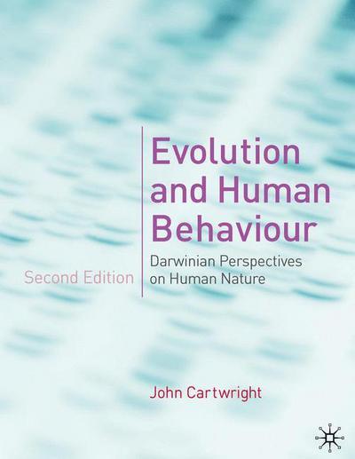 Evolution and Human Behaviour