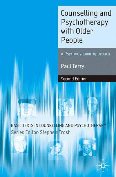 Counselling and Psychotherapy with Older People