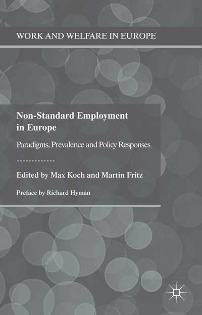 Non-Standard Employment in Europe