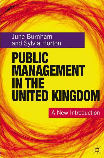 Public Management in the United Kingdom