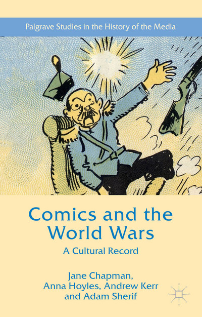Comics and the World Wars