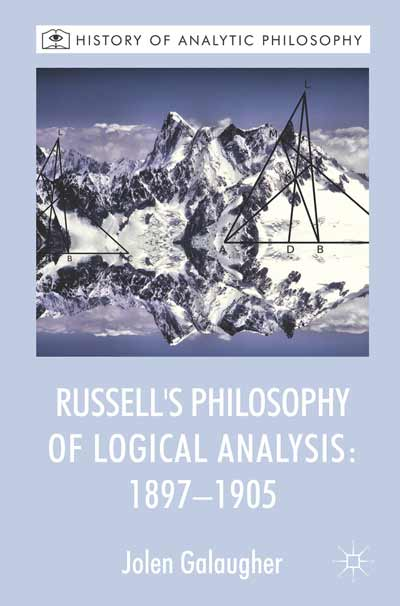 Russell's Philosophy of Logical Analysis, 1897-1905
