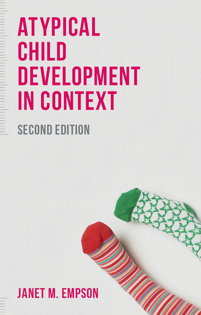 Atypical Child Development in Context
