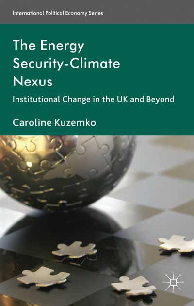 The Energy Security-Climate Nexus