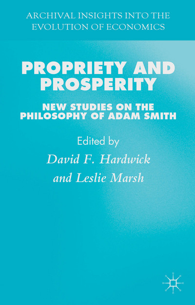 Propriety and Prosperity